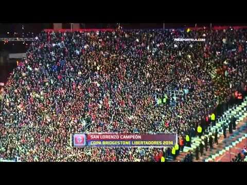 San Lorenzo de América - Copa Libertadores 2014