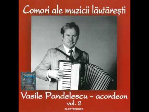 Vasile Pandelescu - acordeon - Hora de la Lipia