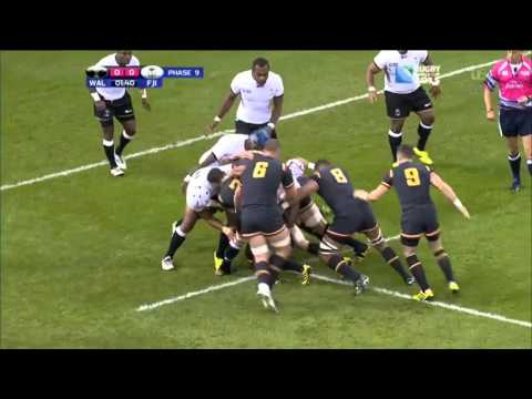 Fiji vs Wales Rugby World Cup 2015 Full game