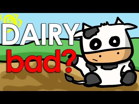Is Dairy Bad For You? - The Truth About Milk