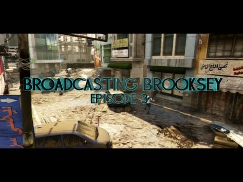 Broadcasting Brooksey Episode 3 by Me