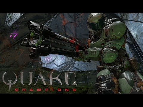 Early Access Now Available - Quake Champions