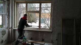 Staré okná nieje problém 😅😅😅😅