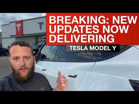 Tesla Model Y - Breaking News November 2020