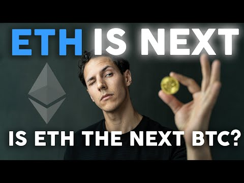 Ethereum is the NEXT Bitcoin | Is ETH Getting Ready to Explode after BTC?