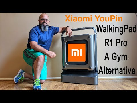 Xiaomi YouPin WalkingPad R1 Pro Review An Essential Treadmill For Any Home/Garage Gym  From Home