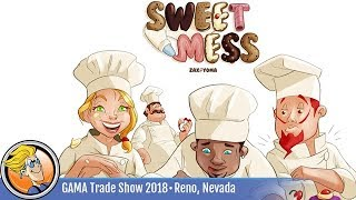 Download Sweet Mess — game preview at the 2018 GAMA Trade Show