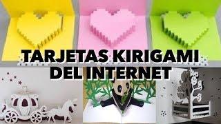 TARJETAS 3D DE EL INTERNET