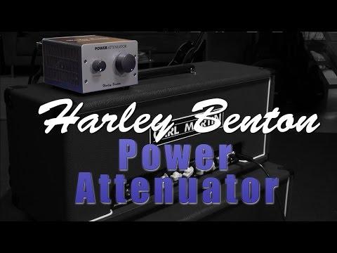 Harley Benton Power Attenuator - IN DEPTH Review