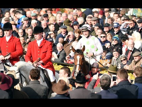 Faugheen - Ladbrokes Champion Stayers Hurdle, Punchestown Festival (2018)