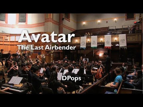Avatar the Last Airbender Orchestral Suite - DPops
