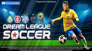 SAIUU!! DREAM LEAGUE SOCCER 2019 COM BRASILEIRÃO A e B + TATUAGENS E KITS NOVO (MOD) ANDROID