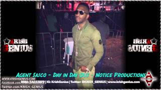 Agent Sasco - Day in Day Out - Notice Productions
