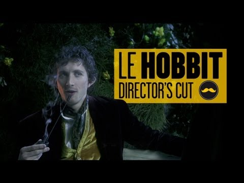 BILBO LE HOBBIT - Director's Cut poster