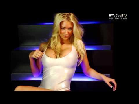 Danica Thrall Sexy Blonde