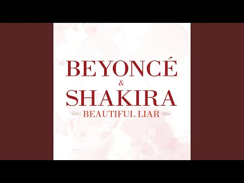Beautiful Liar (Bello Embustero) (Spanish Version)