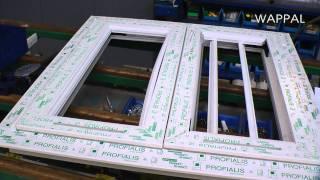 PVC nyílászáró / PVC window  / Tamplarie PVC