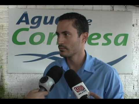 Águas de Confresa sinaliza o funcionamento da rede de esgoto em 50% dos bairros Confresensses