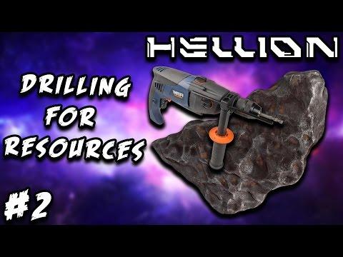 HELLION - Stream 2 - Drilling Asteroids (with SomeDudeKilo)