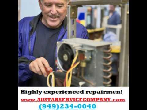 Appliance Repair Refrigerator Repair Service In Orange County Wmv