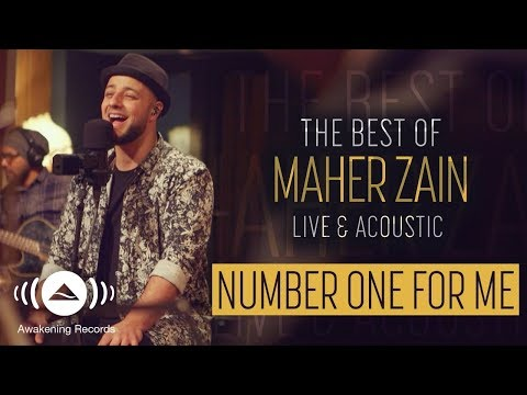 Maher Zain - Number One For Me (Live & Acoustic - 2018)