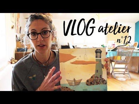 VLOGatelier N°12 : Phare, Cabanes, Stage Et Interview Radio