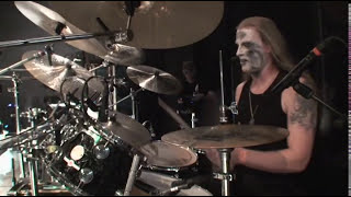 MARDUK - Christraping Black Metal - Live @ Party San Open Air Festival (2009)