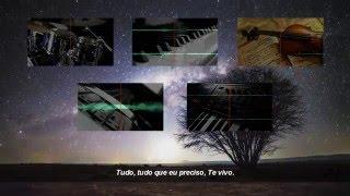 Luan Santana - Te Vivo (Karaokê/Playback) Versão com Bateria e Contra Baixo