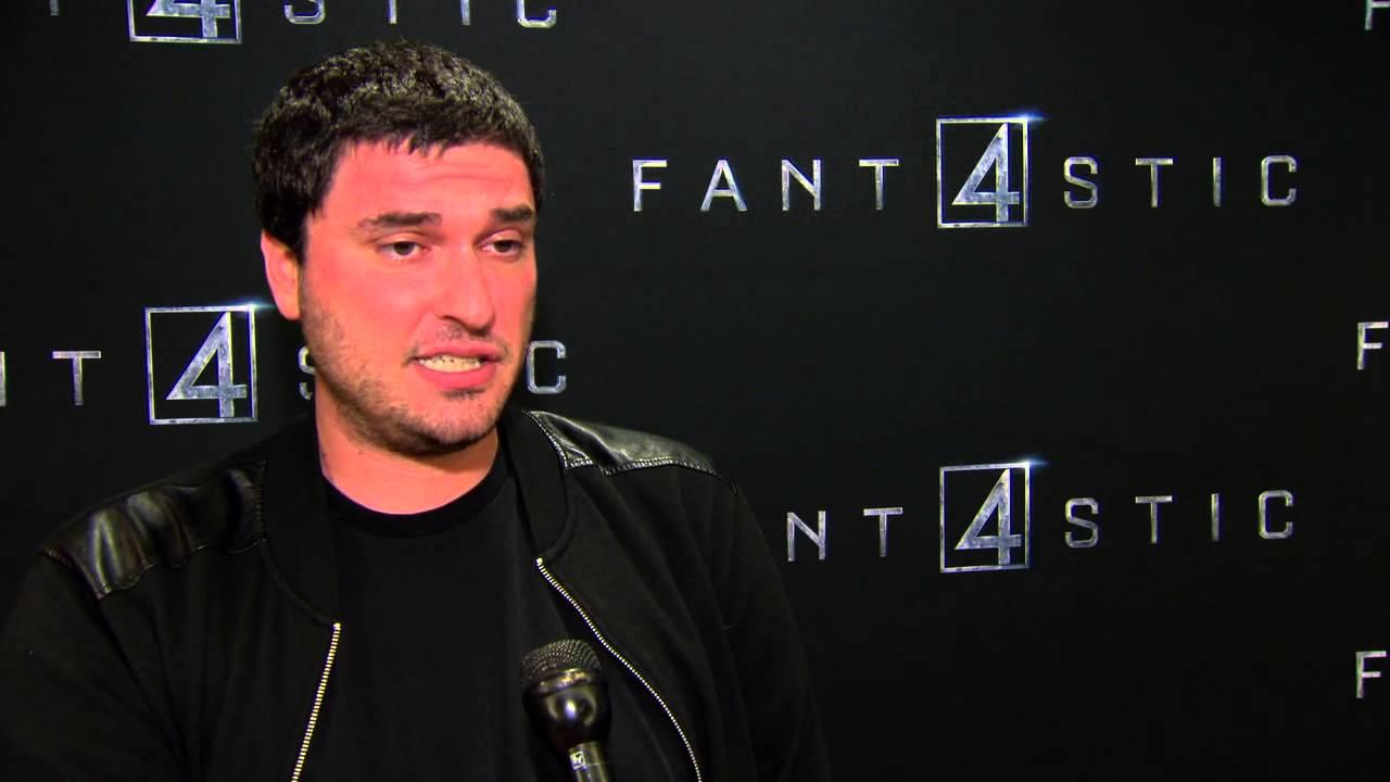 The Fantastic Four: Director Josh Trank LA Movie Premiere ...