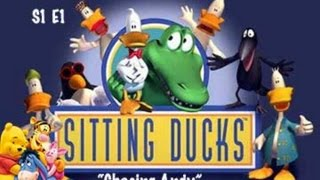 """Winnie The Pooh in Sitting Ducks - S1 E1 """"Chasing Andy"""""""