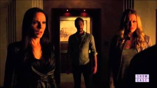 Lost Girl 5x13 - Confronting Hades (Tamsin, Bo &amp Dyson)