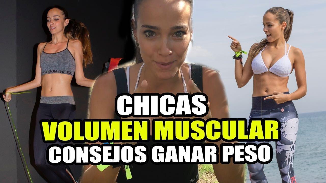 En masa como ganar mujeres muscular