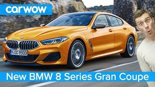 New BMW 8 Series Gran Coupe 2020 - see why it's better than a Panamera & AMG GT 4-door!