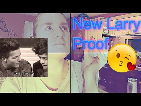 New LARRY PROOF & 1D is SHADY AF...