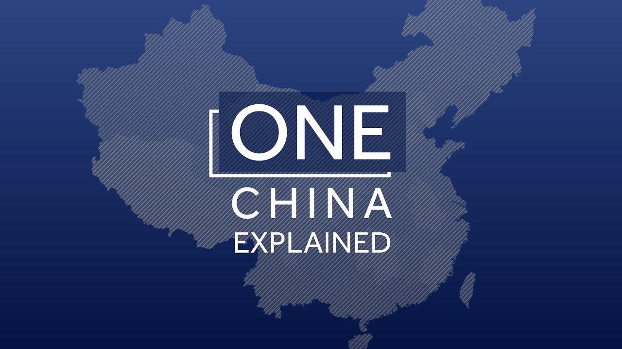 'One China' explained