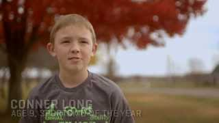 Sports Illustrated Kids 2012 SportsKids of the Year: Conner and Cayden Long (OFFICIAL) thumbnail