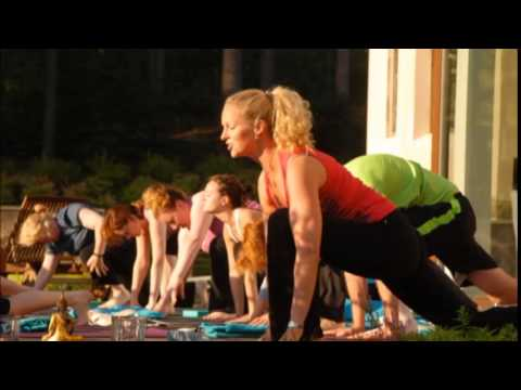 Yoga Holiday Retreat Ireland and Europe 2