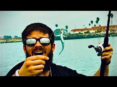 LeftyLoosey JETTY FISHING (Oceanside)