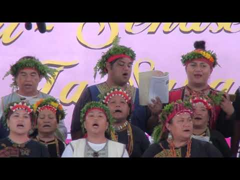 2019年第3屆屏東縣三地門鄉族語歌謠觀摩暨母親節表揚大會--金大露安長老教會 - YouTube