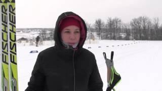 Оксана Ворожейкина, член сборной Нижегородской области