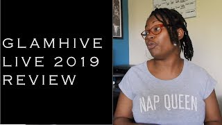 Glam Hive Live 2019 Review | 3 Lessons I Learned from Celebrity Stylists
