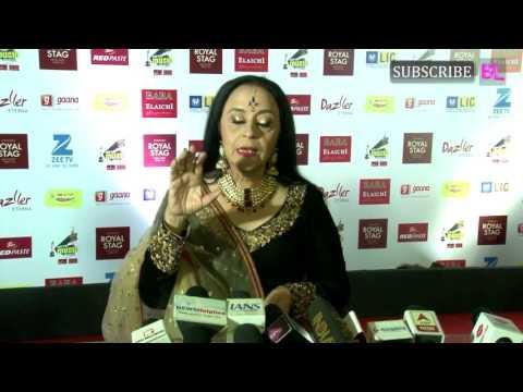 Ila Arun | Red Carpet | 9th Mirchi Music Awards 2017