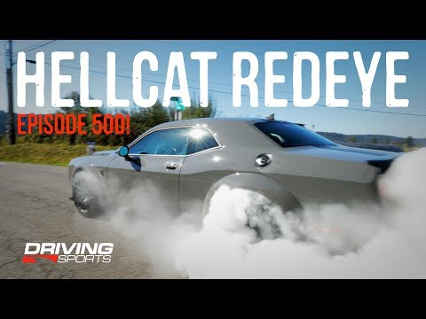 2019 Dodge Challenger SRT Hellcat Redeye – Our 500th Video!!