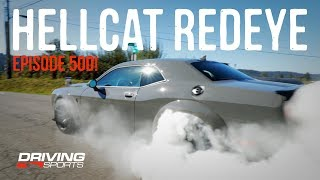 2019 Dodge Challenger SRT Hellcat Redeye - Our 500th Video!!