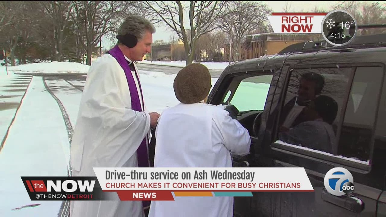 St. Louis Church Offers Drive-Through Ashes for Ash Wednesday