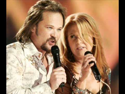 I Know You're Married (But I Love You Still) - Patty Loveless & Travis Tritt (with Lyrics)