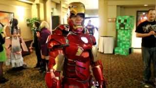 Cosplay Iron Man (REAL LIFE)