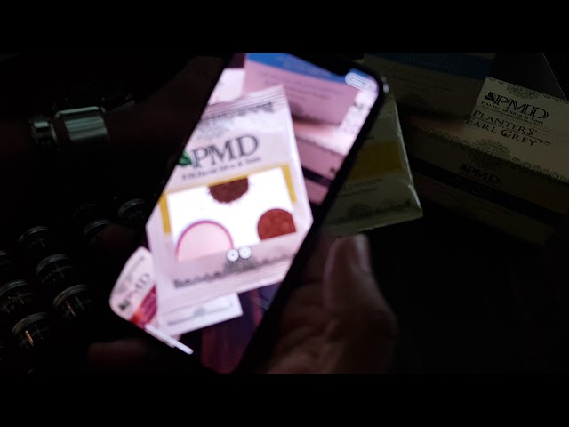PMD Tea - Packaging