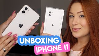 UNBOXING IPHONE 11 ♡ 2020