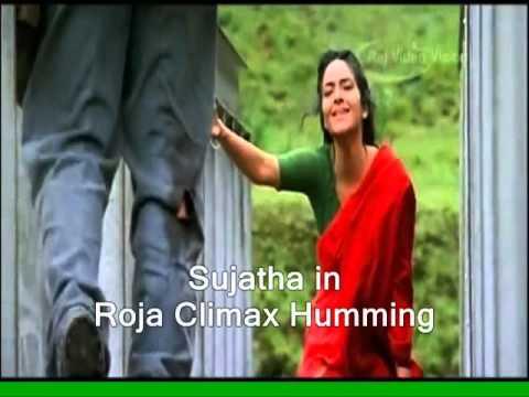 Sujatha in Roja Climax Humming